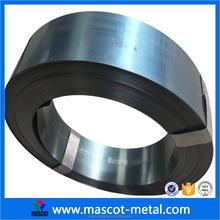 Metal binding strip