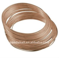 Steel Memory Wire, jewelry Making Material(MW5.5CM-NFR)