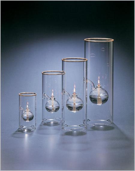 Decorative Oil Lamps Glass