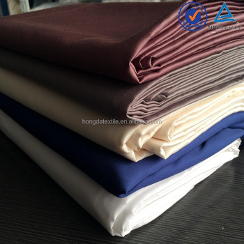 Egyptian Cotton 400 Thread Count Fabric To Make Bed Sheets