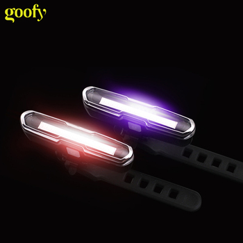 Super Bright Easy Install Taillight Cycling Safety LED USB Rechargeable Bicycle Accessories Rear Bike Light bicycle light