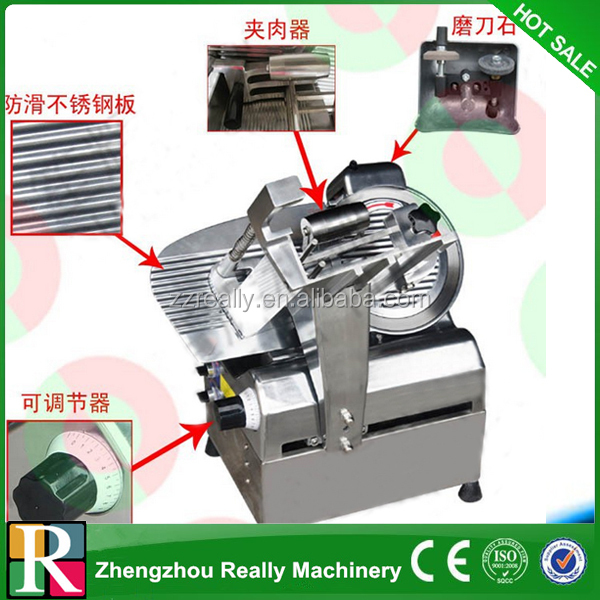 mini meat slicer machine/meat cutting machine