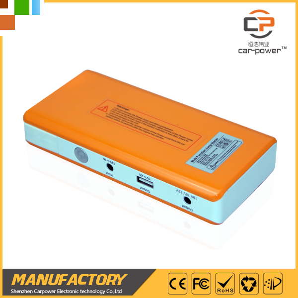 Car Jump Starter Multi-Function Auto Mini Mobile Power Bank Battery