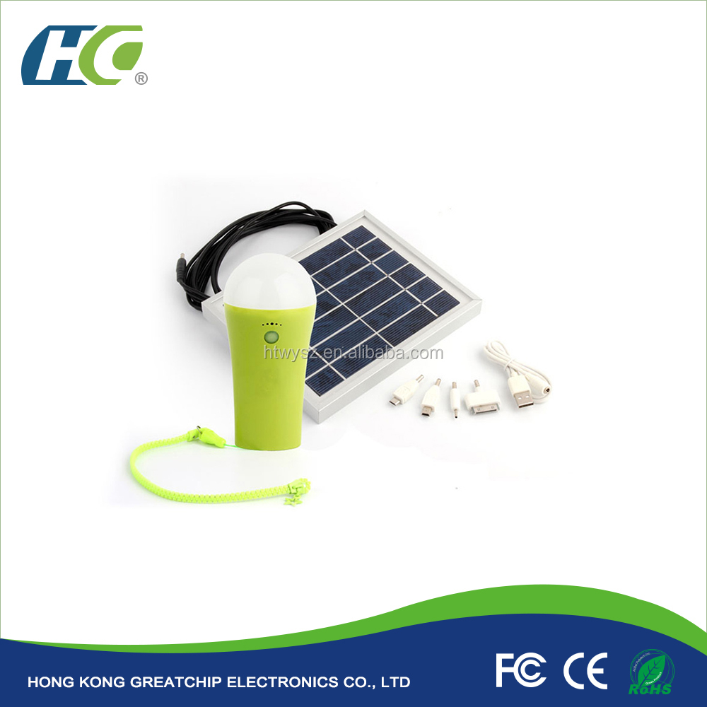 Variety of charging ways solar charging torch