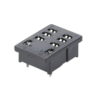 LIRRD Wholesale 12V LPS SL2 DC Relay Socket with Plug