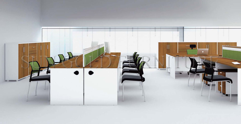 China Supplier Office Partition/call Center Cubicle/wooden ...
