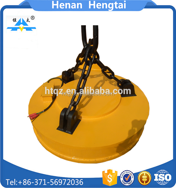 high voltage safety equipment electromagnetic lifter with safety lifting hooks