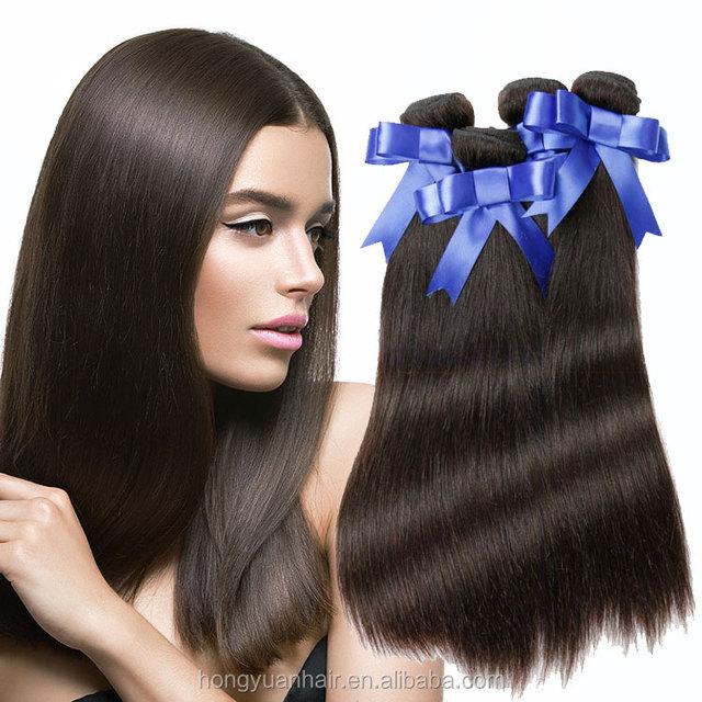 Hongyuan High Quality 7A 8A 9A 100% Wholesale Distributors Virgin Peruvian Hair