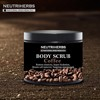 private label skincare Neutriherbs natural herbal moisturizing Coffee cleansing scrub gel for women skin care