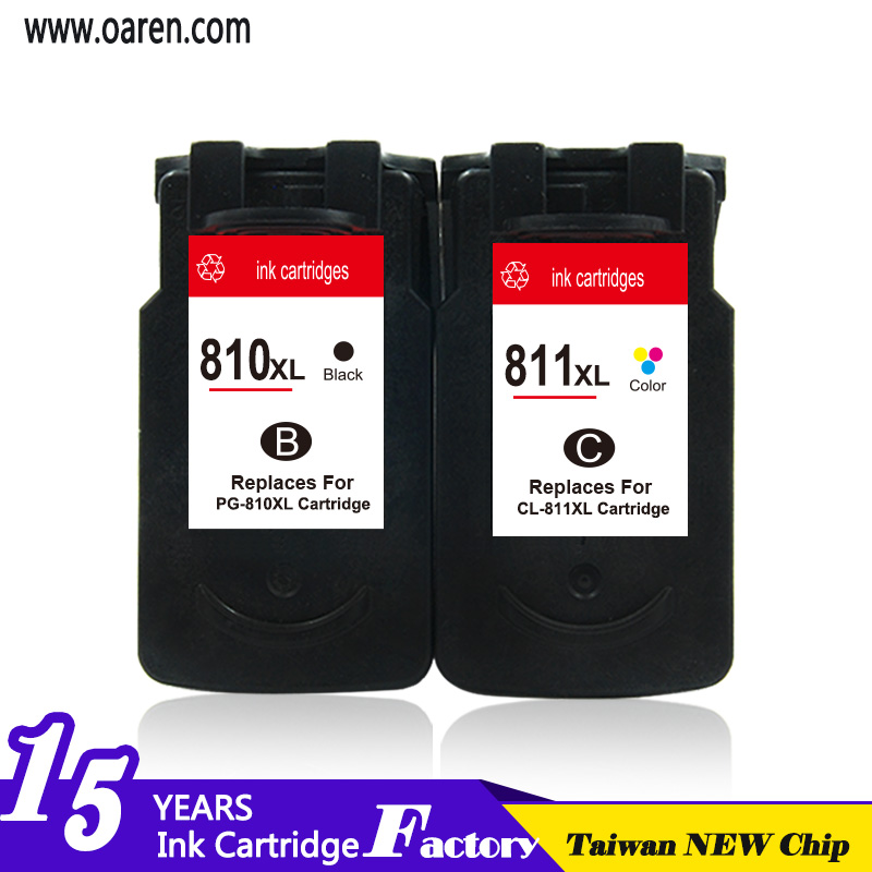 reset ink level for canon reset chip ink cartridge for canon 810 811
