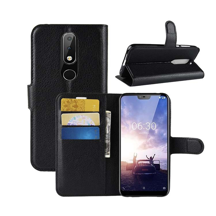 Nokia 6 2018 Flip Leathe Case For Nokia 5 7 6 8 9 Mobile Phone Bag Case Nokia 3 Lumia 640 Xl Cover Skin Luxury Flip Leather Card Soft And Antislippery Clothing, Shoes & Accessories
