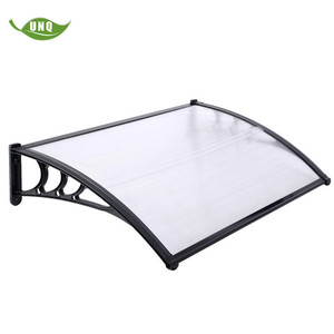 Factory wholesale cheap Water-Proof pc awnings used for sale