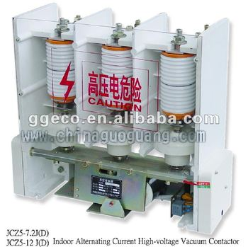 72kV 400A High Voltage Vacuum Contactor Switch