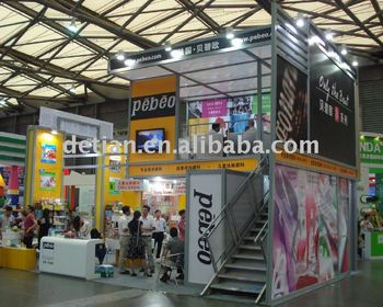 Exhibition Hall Booth : Two storey exhibition booth trade booth exhibition hall buy