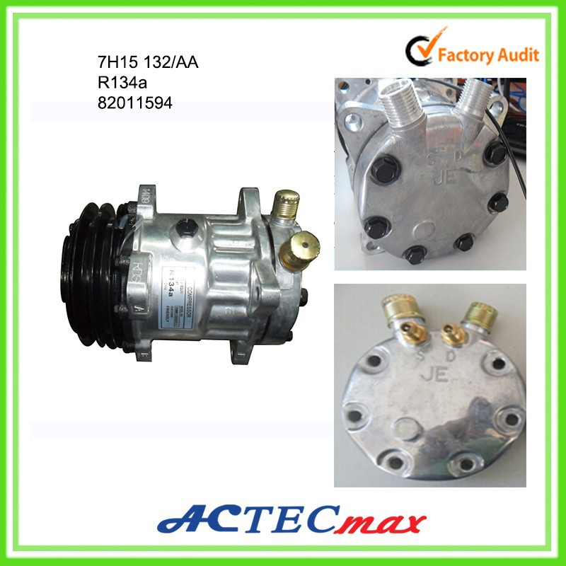 7H15 Auto AC Car Compressor Popular 12v Compressor