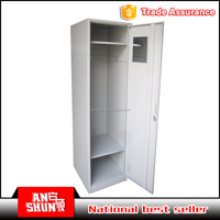 Wholesale KD Cheap Metal Locker / Steel Locker Cabinet / Clothes Cabinet cupboard