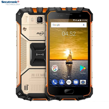 Setro Armor 2 4G Andorid Smartphone MediaTek Helio P25 5 inch With Usb Otg Android Nfc Rugged Mobile Phone