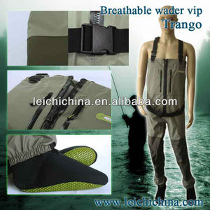 NOQ breathable fly fishing wader fishing