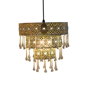 chandelier lamps and lighting hotels wall brass crystal pendant light shade