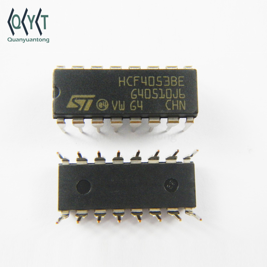 China Hcf4053be Ic Wholesale Alibaba Electronic Components Integrated Circuitsicsicchina Mainland
