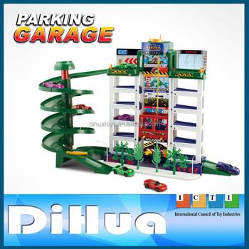 car parking garage toy for kids