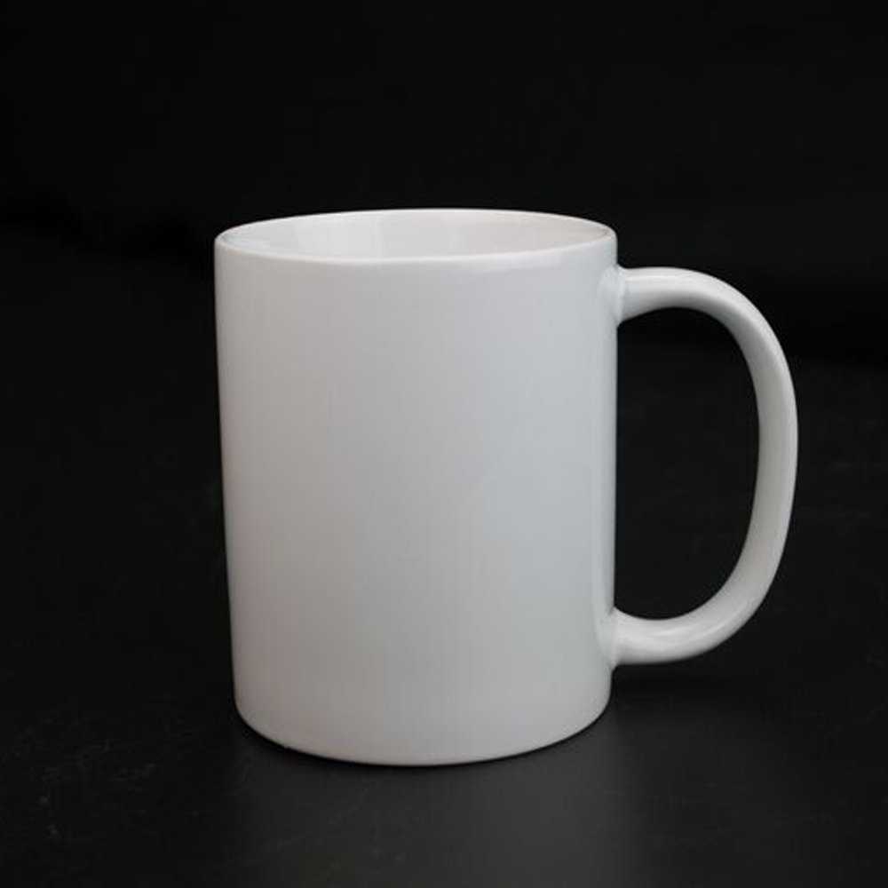 Blank 8oz top grade quality AAA White coated sublimation mug materials for  crafts, View materials for crafts, AUPLEX Product Details from Fujian