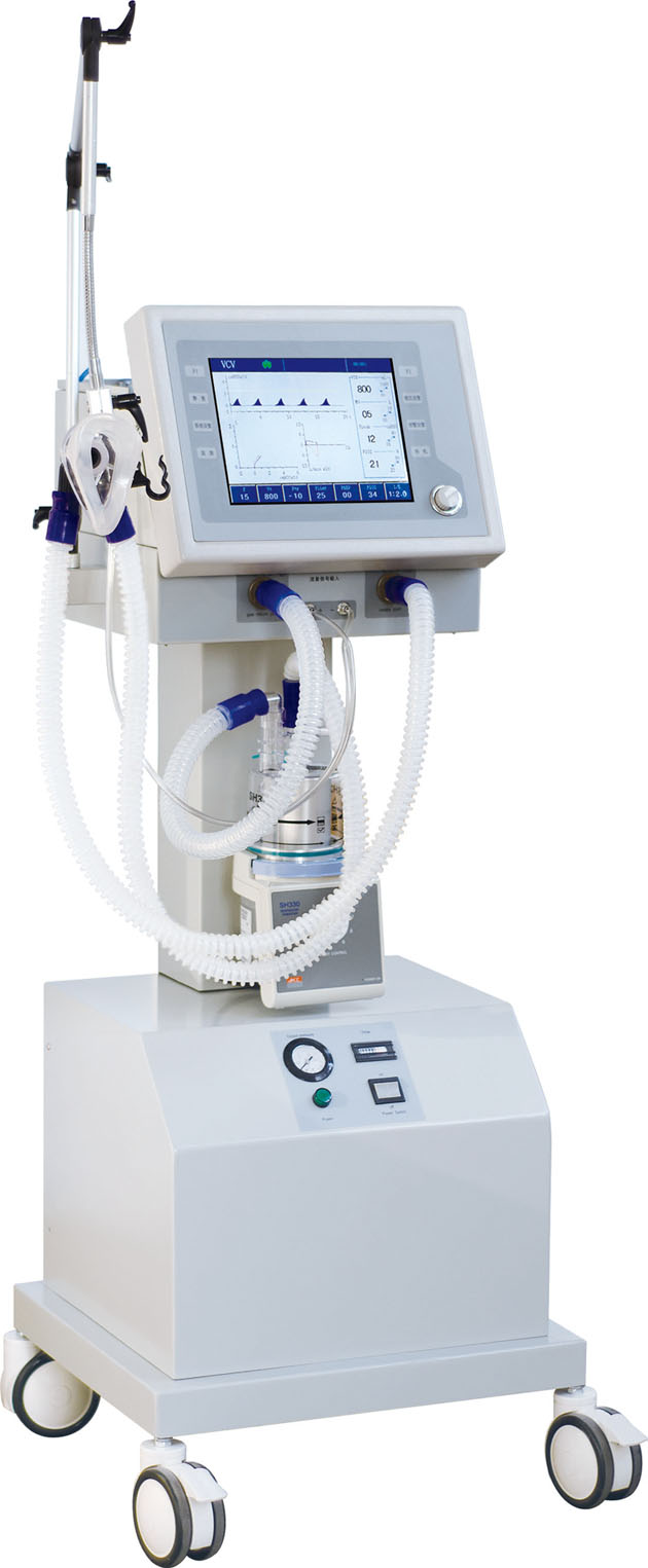 portable ventilator machine price