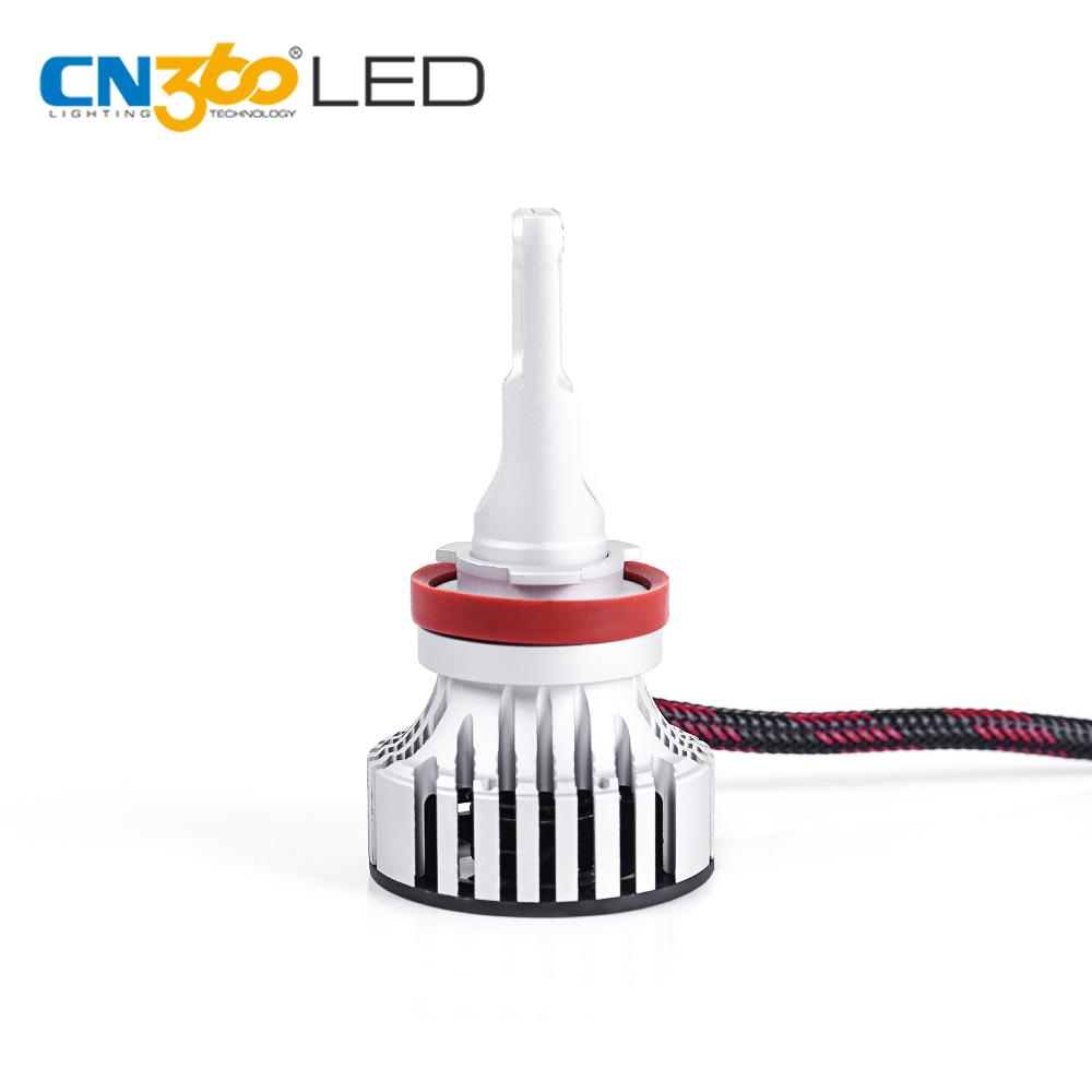 Automotive led bulbs DC9V-32V h4 h10 h11 9005 9006 h7 led lamp car