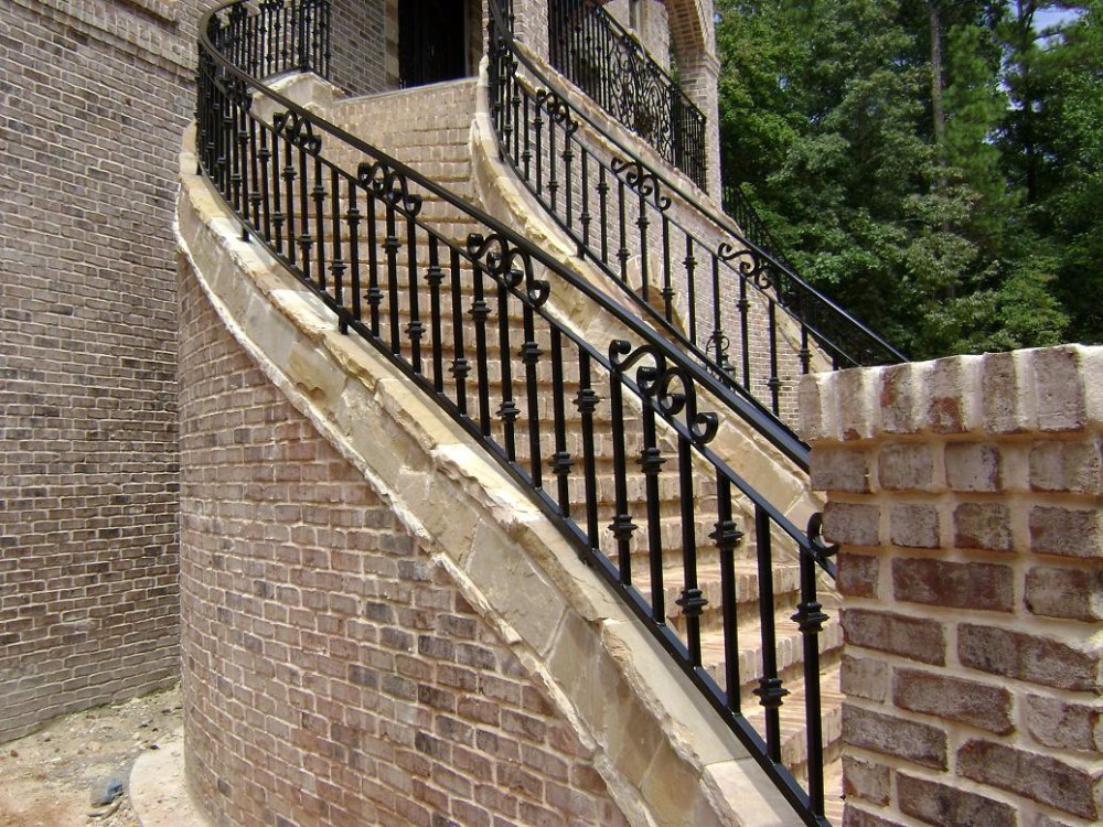 Professional Top Quality Eco Friendly Handicap Stair Rails