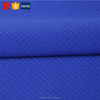 China supplier plain coolmax 100% polyester nonwoven tube mesh fabric