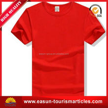 wholesale brand t shirt t-shirt boys design printing 70% polyester 30% cotton t-shirt
