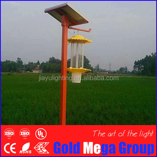 Bangladesh moth killer bug zapper pheromone insect trap solar lights with mosquito repellent