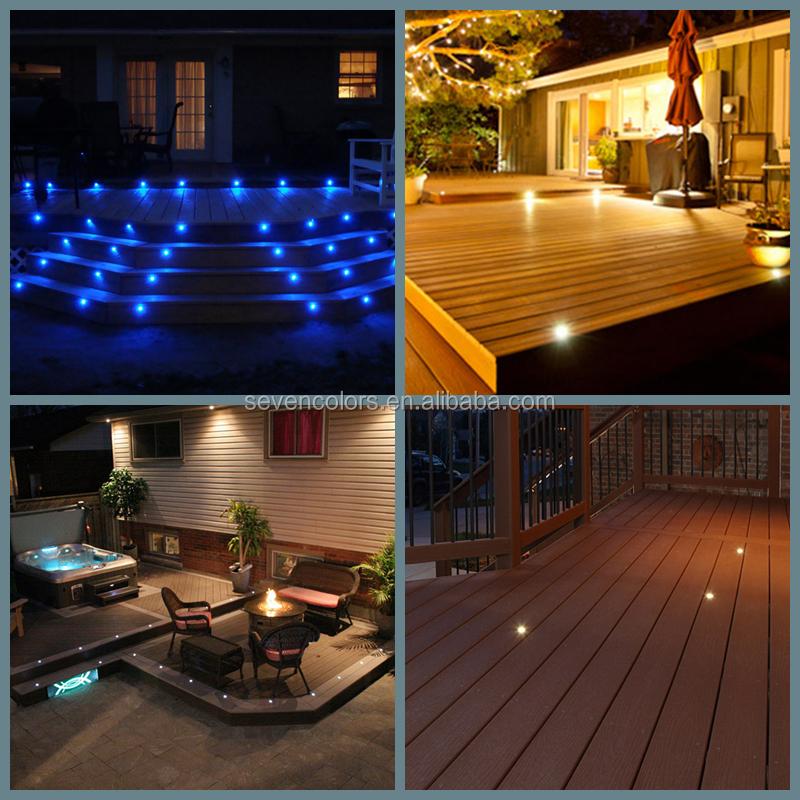 Exterior High Bright 2.5w Deck Lighting 12v Low Voltage (sc-b107a ...
