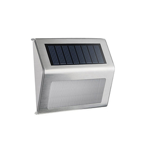 China supplier 2LED outdoor small solar powered led stairs light for garden light