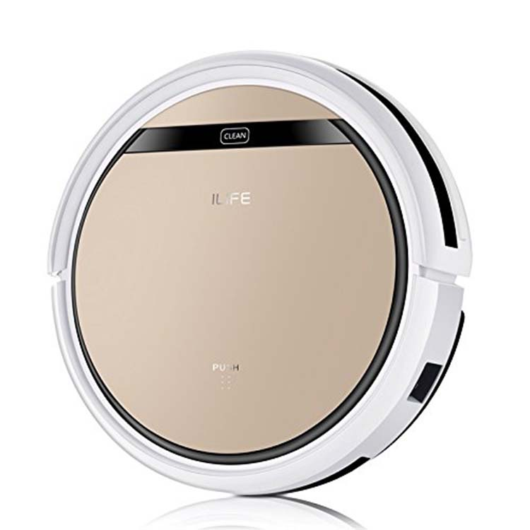 Wholesale iLife V7s Pro Portable Wet Dry Industrial Smart Intelligent Ash Vacuum Cleaners Robot VS Xiaomi Robot Vacuum Cleaner