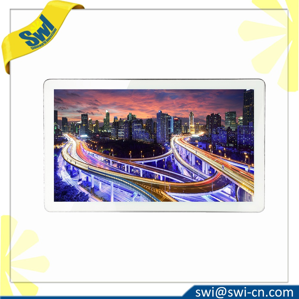 "21.5"" White Waterproof 1080 HD Aluminum Frame LED <strong>TV</strong>"