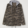 Custom Men Winter Wear Jacket Coat Fashion Outdoor Camping Windproof Camouflage Hunting Jacket