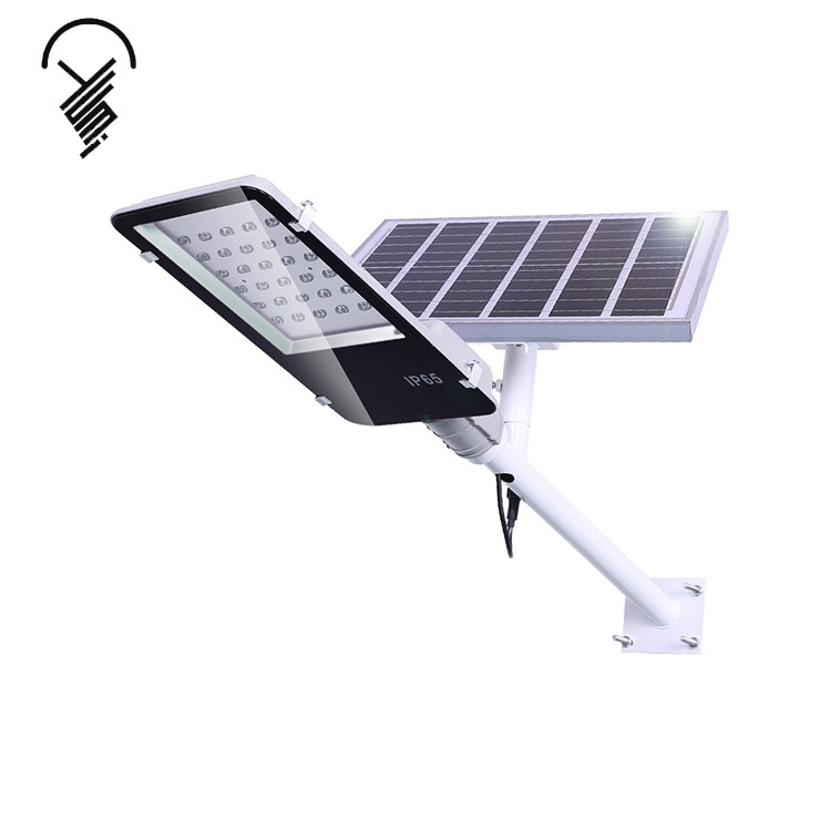 Good quality aluminum Solar Panel Street Lamp 30 watt solar powered street <strong>light</strong>