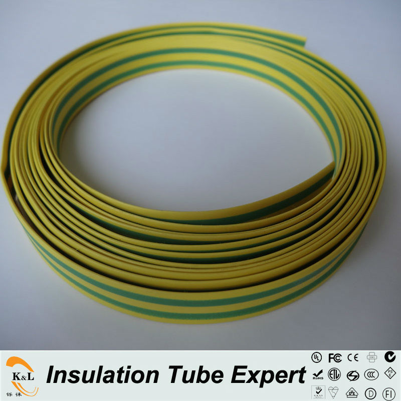 Heat Shrinkable sleeve for wire and cable conduit marks