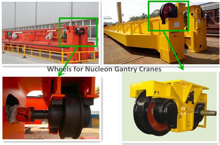 Jib Crane Wheels : Nucleon brand crane rail wheel buy wheels