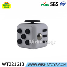 Factory Price Relieves Stress Fidget Cube Toys For Children and Adults