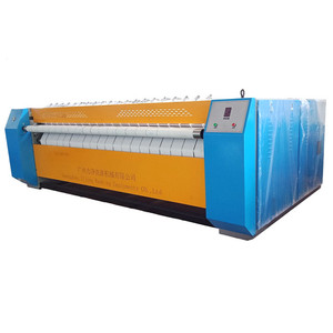 laundry ironing machine rotary iron gas flatwork ironer laundry flat ironer & sheet ironing machine