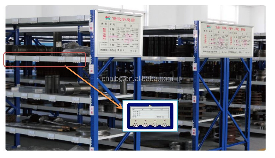 China Manufacturer Reusable Magnetic Label For Warehouse Pallet ...