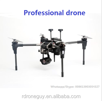 Dropshipper delivery Double GPS IP43 camera drone professional security drone
