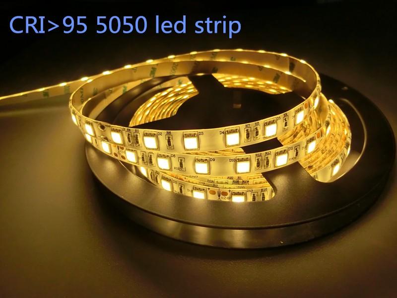 super quality 24vdc 4000k led strip 5050 light with 3. Black Bedroom Furniture Sets. Home Design Ideas