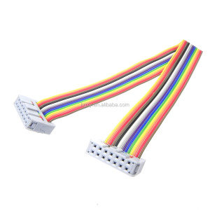 Customized repair lcd ribbon cable lvds cable 30pni for lcd display