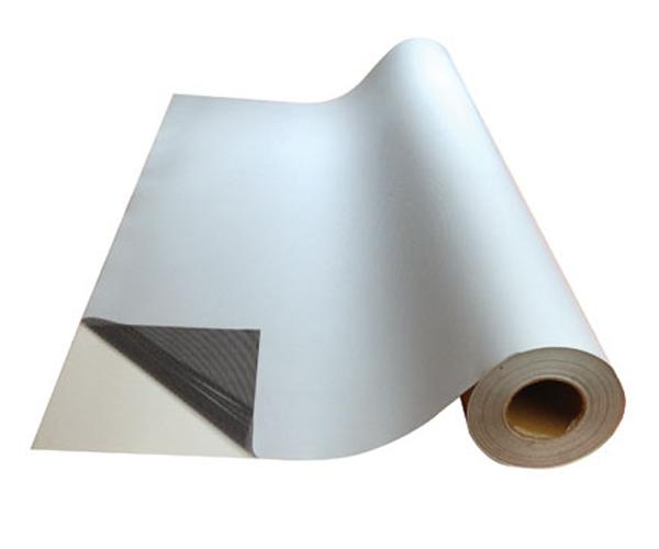 180mic Self Adhesive Inkjet Pvc Vinyl Rolls Perforated
