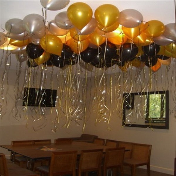 Various Of Metallic Latex Balloon For Indian Wedding Decorations