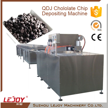 Hot Seller Complete Production Chocolate Chip Machine