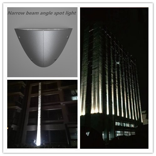 11w Narrow Beam Angle Led Spot Light For Outdoor Wall Illuminating Projects